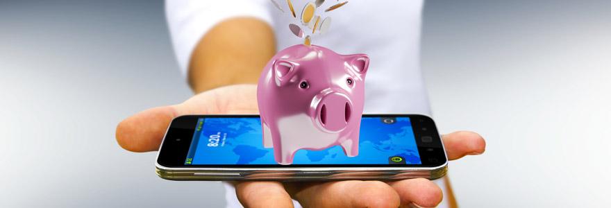Guide en ligne d'achat de forfait mobile